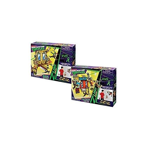 TMNT - Aire de jeu Z-Line TMNT Basic - Asst