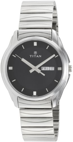 414SgOHcYtL - Titan NE1578SM04 Karishma Mens watch