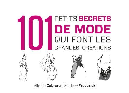 101 petits secrets de mode qui font les ...
