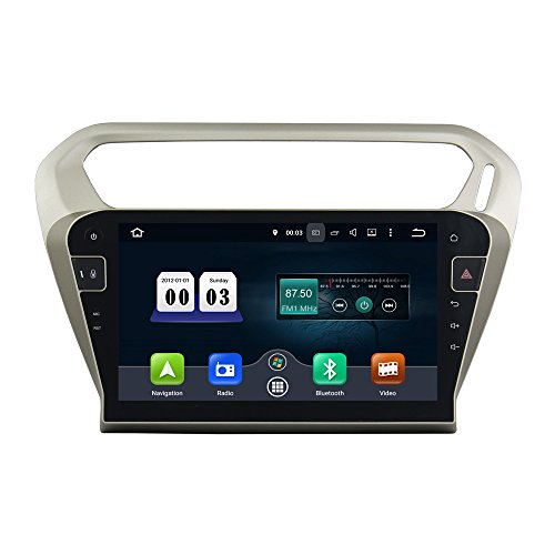10'' pantalla táctil Octa Núcleo Android 9.0 coche GPS navegación Car Stereo...