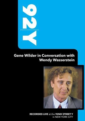 Preisvergleich Produktbild 92Y-Gene Wilder in Conversation with Wendy Wasserstein (March 22,  2005)