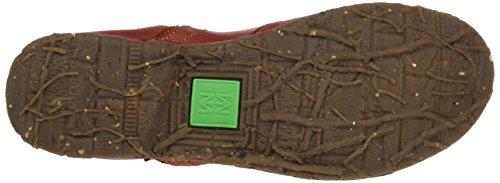 El Naturalista N959 Pleasant Caldera/Angkor, Stivali Chelsea Donna Rosso (Caldera)