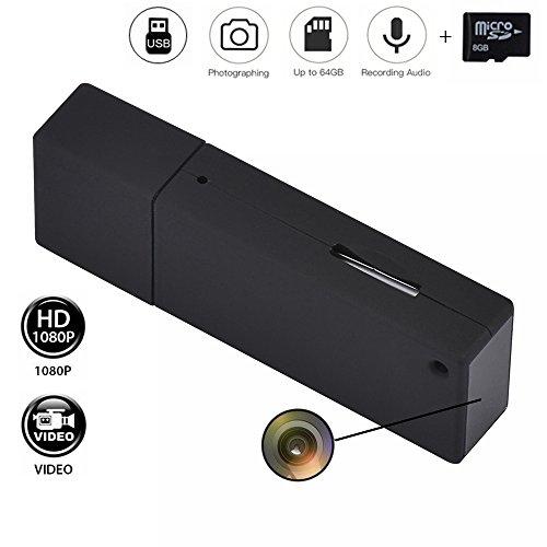 Camera Jahrhundert USB-Kleine Größe Nicht Porös Stick Mini USB Spion Kamera Video HD 1080P 8GB Micro Video Recorder mit seinem codomoxo