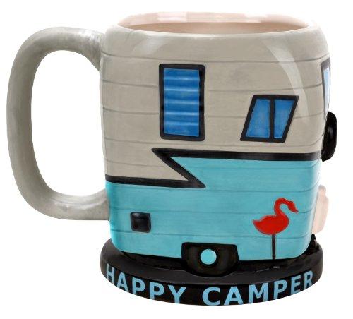 BigMouth Inc Happy Camper - Happy Camper Becher