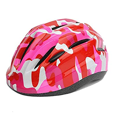 SHOW Adjustable Kids Cycling Multi-Sport Safety Bike Skating Scooter Helmet for 3 to 8 Years Old Girls/Boys by SHOW