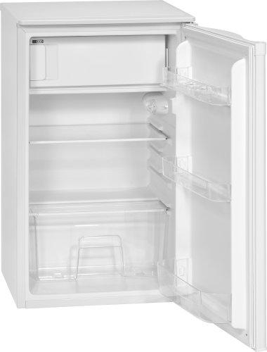 Bomann KS 163.1 Kühlschrank / A+ / Kühlen: 86 L / Gefrieren: 10 L / weiß - 2