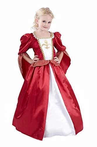 Generique Kostüm mittelalterliche Königin für ()