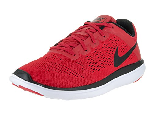 Nike University Red / Black-White, Scarpe da Corsa Bambino, Rosso, 36 EU Rosso (Rojo (University Red / Black-White))