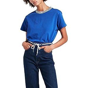 Camiseta Levis 02 Varsity tee Surf Blue