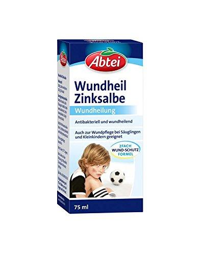 Abtei Wundheil Zinksalbe 10 ml