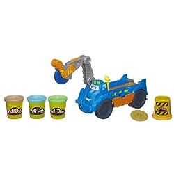 Play-Doh Diggin Rigs Buzzsaw Playset