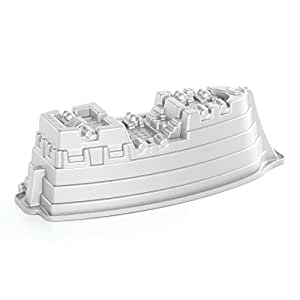 Nordicware 59224 Moule à Pâtisserie Pirate Ship Cake Pan