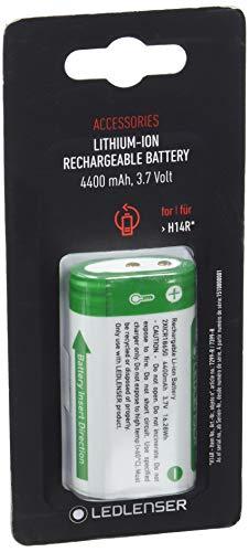 LED Lenser Akku für H14R* ,Grün/weiß