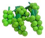 Estia 4,4x 11,7cm Grape Spielzeug (5-teilig, grün)