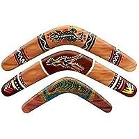 Boomerang australien découpes décorations parti Pk3