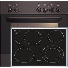 Bosch HND12PS40 - Cocina (Incorporado, Marrón, Giratorio, Eléctrico, Parrilla, 50 - 270 °C)