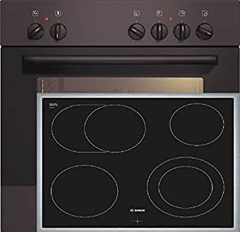 bosch hnd12ps40 backofen kochfeld kombination a 66l teleskop auszug 1 zweikreis kochzone. Black Bedroom Furniture Sets. Home Design Ideas