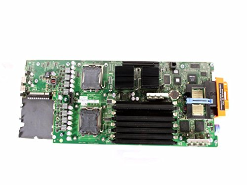 Poweredge Server-mainboards Motherboard (Dell PowerEdge M600 Blade Intel 5000P LGA 771 Socket DDR3 SDRAM 8 Memory 2 USB Ports Blade Server Motherboard cy123 0 cy123 0 my736 cn-0my736 p010h 0p010h cn-0p010h cn-0cy123 0 GH710)