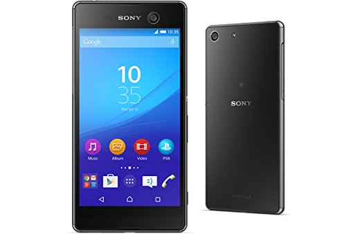 Virtual Reality Vodafone Special Edition Sony Xperia M5 E5603 Smartphone 5 (21.5 MP, 16 GB interner Speicher, 3 GB RAM) schwarz