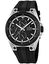 Festina Herren-Armbanduhr Analog Quarz Plastik F16834/1