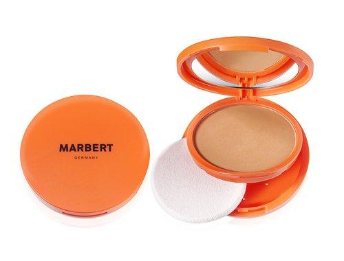 Sonne Geküsst Tan (Marbert Sunny Complex Powder Nr. 04 Deep Tan, 1er Pack (1 x 10 g))