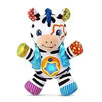 VTech La Zebra Cantarina Plush Baby Crib, Colour (3480-513522)