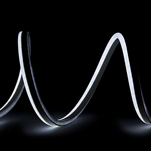 Manguera de LEDs Neon Flex 80 LEDs/M 8W/M 24VDC IP66 Blanco Frío
