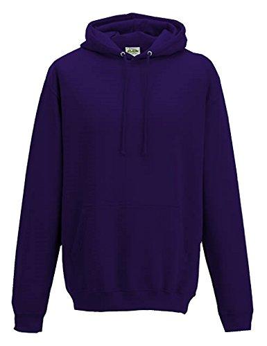 All We Do Is Felpa con cappuccio Ultra Violet