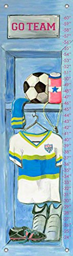 oopsy-daisy-girls-soccer-locker-by-jones-segarra-growth-charts-12-by-42-inch