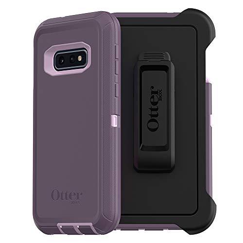 OtterBox Defender Series Schutzhülle für Galaxy S10e, Einzelhandelsverpackung, Purple Nebula (Winsome Orchid/Night Purple) Otterbox-serie