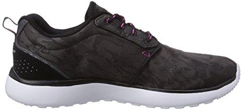 Skechers CounterpartFront Line Damen Sneakers Schwarz (Blk)