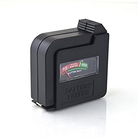 SaySure - Battery Volt Tester AA AAA C D 9V Button Cell