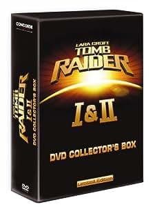 Lara Croft:Tomb Raider I & II (Collector's Box, 6 DVDs) [Limited Edition]
