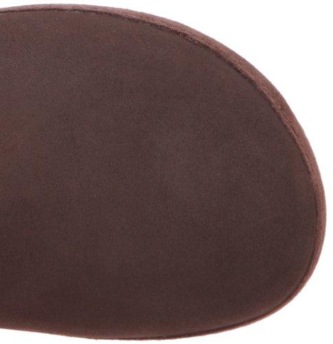 crocs Berryessa Suede Buckle Boot 12351 Damen Fashion Halbstiefel & Stiefeletten Braun (Espresso/Espresso 22Z)