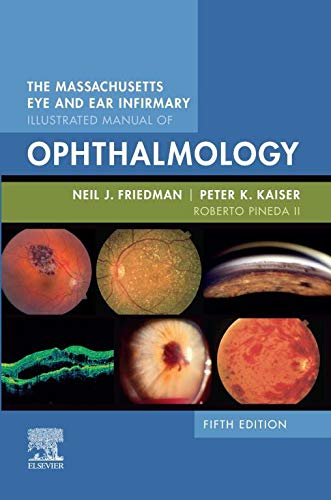 The Massachusetts Eye and Ear Infirmary Illustrated Manual of Ophthalmology E-Book (English Edition)