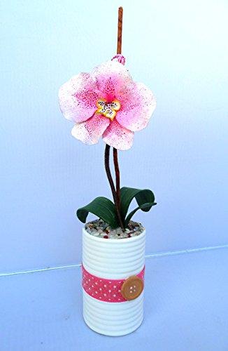 blumen-kalte-porzellan-miniatur-erroten-orchidee-wohnkultur-hand-gemacht