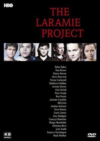 laramie project vs laramie the movie Shepard's death inspired the play the laramie project - later turned into a television movie - countless songs, a foundation devoted to his memory and a political lobbying effort that.