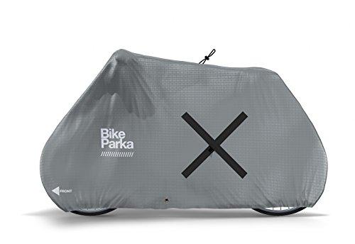 BikeParka URBAN Fahrrad Abdeckung - PAVEMENT Grey