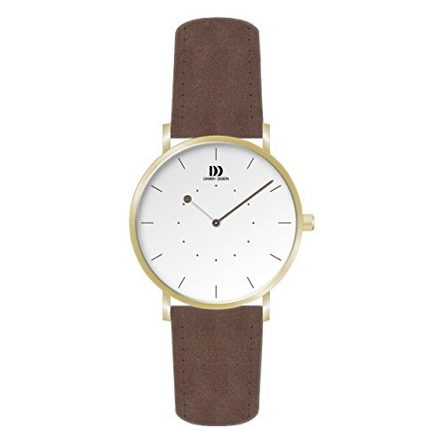 Danish Design 3310104–in acciaio inox orologio da polso analogico al quarzo da uomo (iq15q1241)