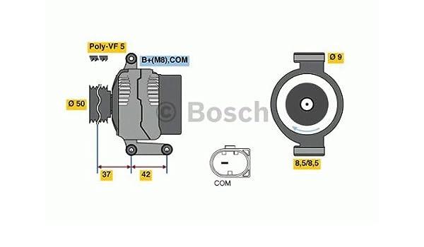 W245 Lichtmaschine Generator MERCEDES B-KLASSE 0999 // AMA B 200 CDI 150A NEU