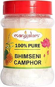 Mangalam Bhimseni Camphor Jar (Bhimseni Camphor, 100 gm Jar)