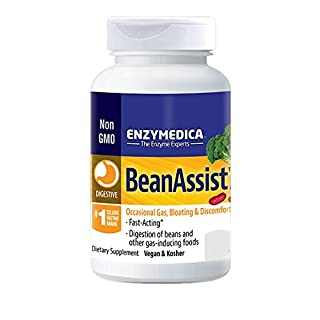 Enzymedica Bean Assist 90 Capsules