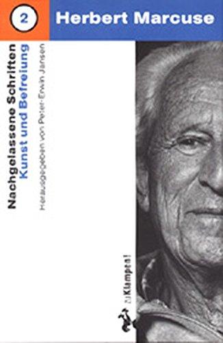 Herbert Marcuse. Nachgelassene Schriften 2. Kunst und Befreiung. Herausgegeben und mit einem Vorwort von Peter-Erwin Jansen, Einleitung Gerhard Schweppenhäuser.