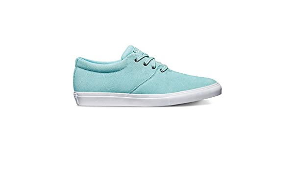 separation shoes 7664a b4df9 Diamond Supply Co Torey Pudwill Diamond Blue Suede UK 12 Skateboard Footwear Shoes Amazon.co.uk Sports  Outdoors