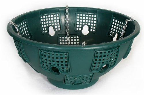 pennine-cestas-para-macetas-colgantes-4-unidades-color-verde