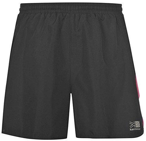 Karrimor - Short de sport - Femme Multicolore Bigarré noir/rose
