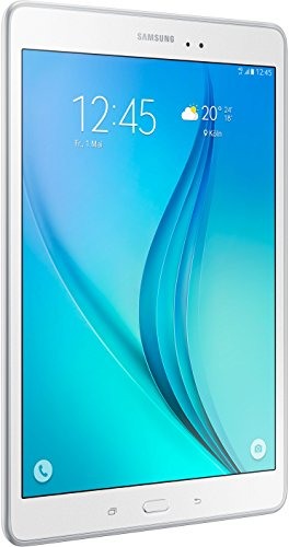 Deals For Samsung Galaxy Tab A SM-T555 16GB White, 9.7″, Unlocked International Model, No Warranty Special