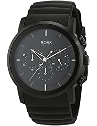 Hugo Boss Black Herren-Armbanduhr Quartz Analog 1512639
