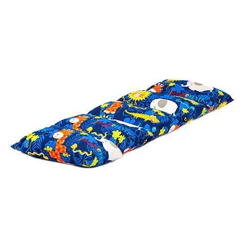 kinder-umklappbar-kissen-ubernachtung-napping-matte-liege-mit-halter-erhaltlich-in-16-designs-jungle