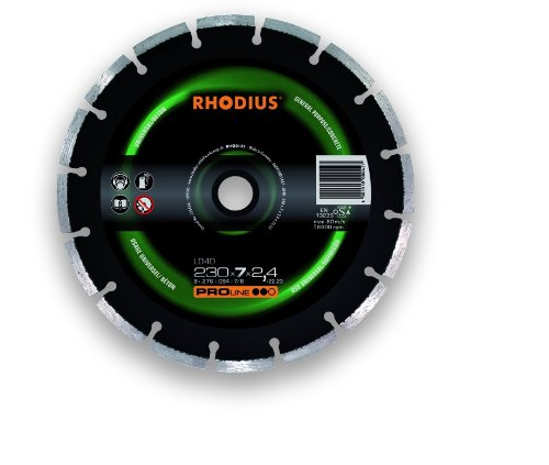 RHODIUS 302454 - RUEDA DE CORTE